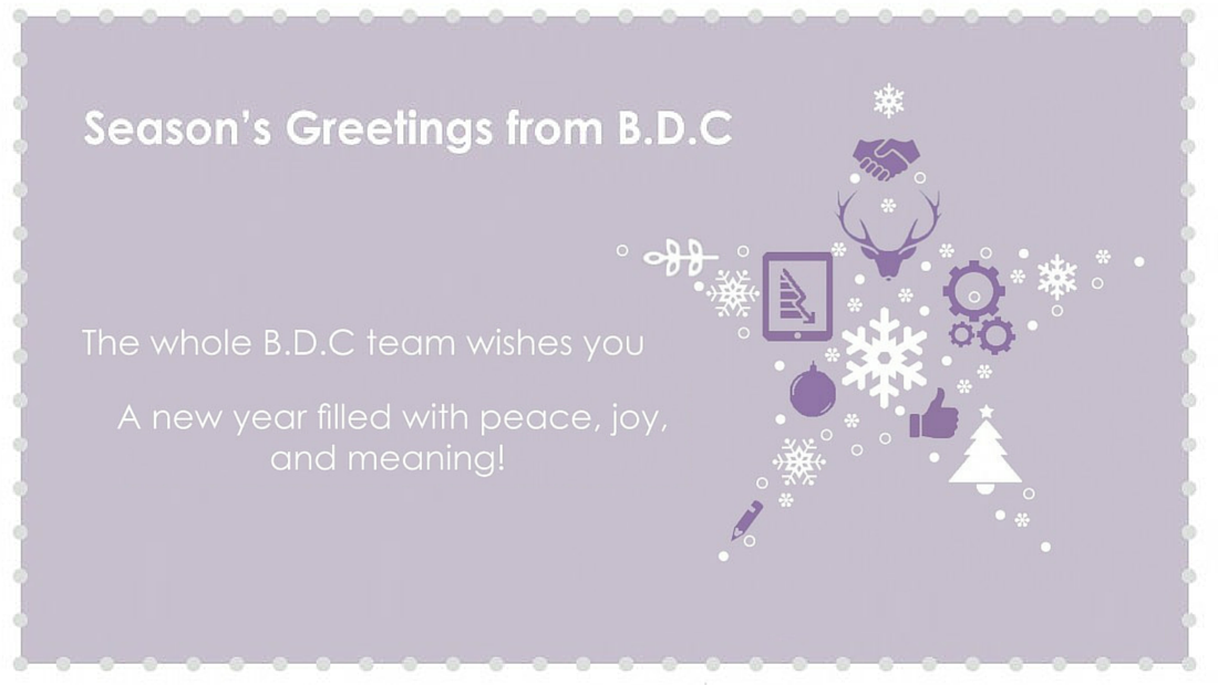 EN Greetings - Greetings from B.D.C – Best wishes for 2016!