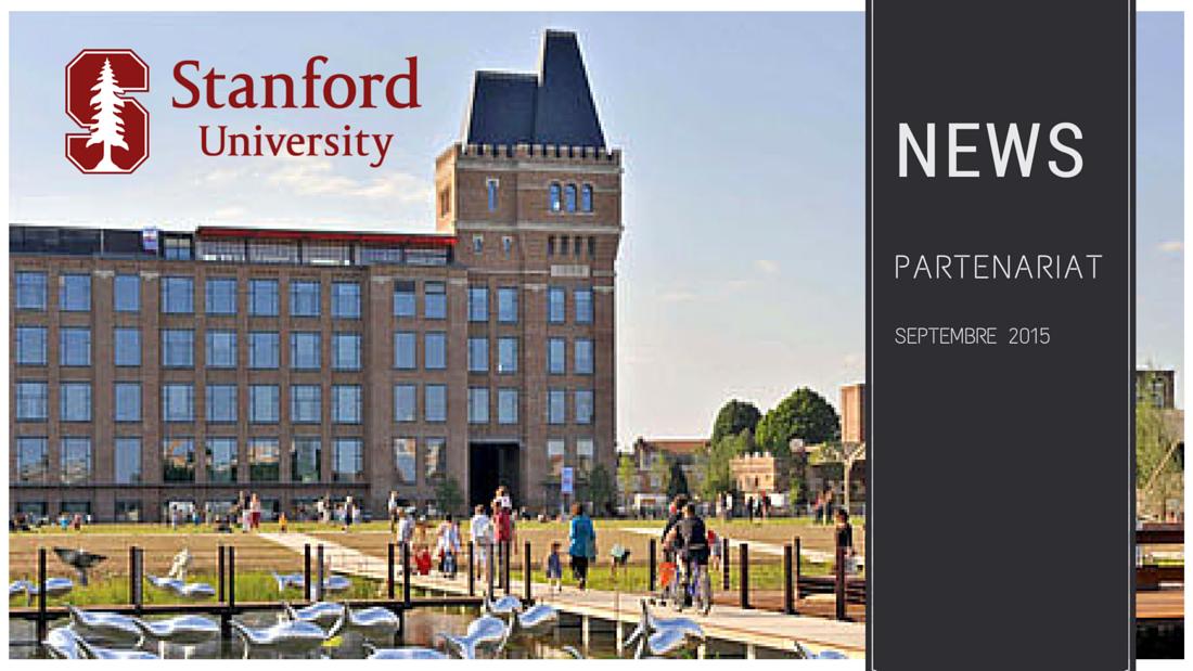FR Partenariat stanford - Innovation : Stanford et Euratechnologies en partenariat avec l'EDHEC