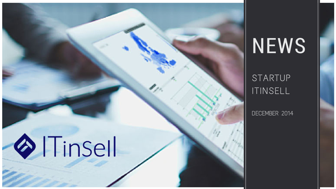 december 2014 - ITinSell, the French e-logistics company that will disrupt the UK market
