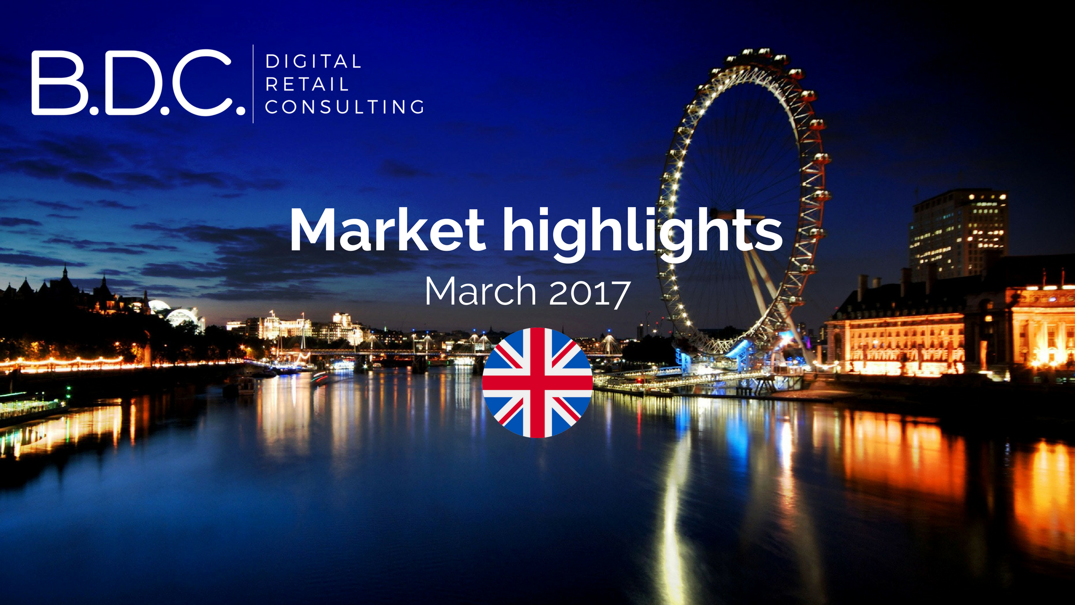 Trends News 6 - Market highlights - March 2017