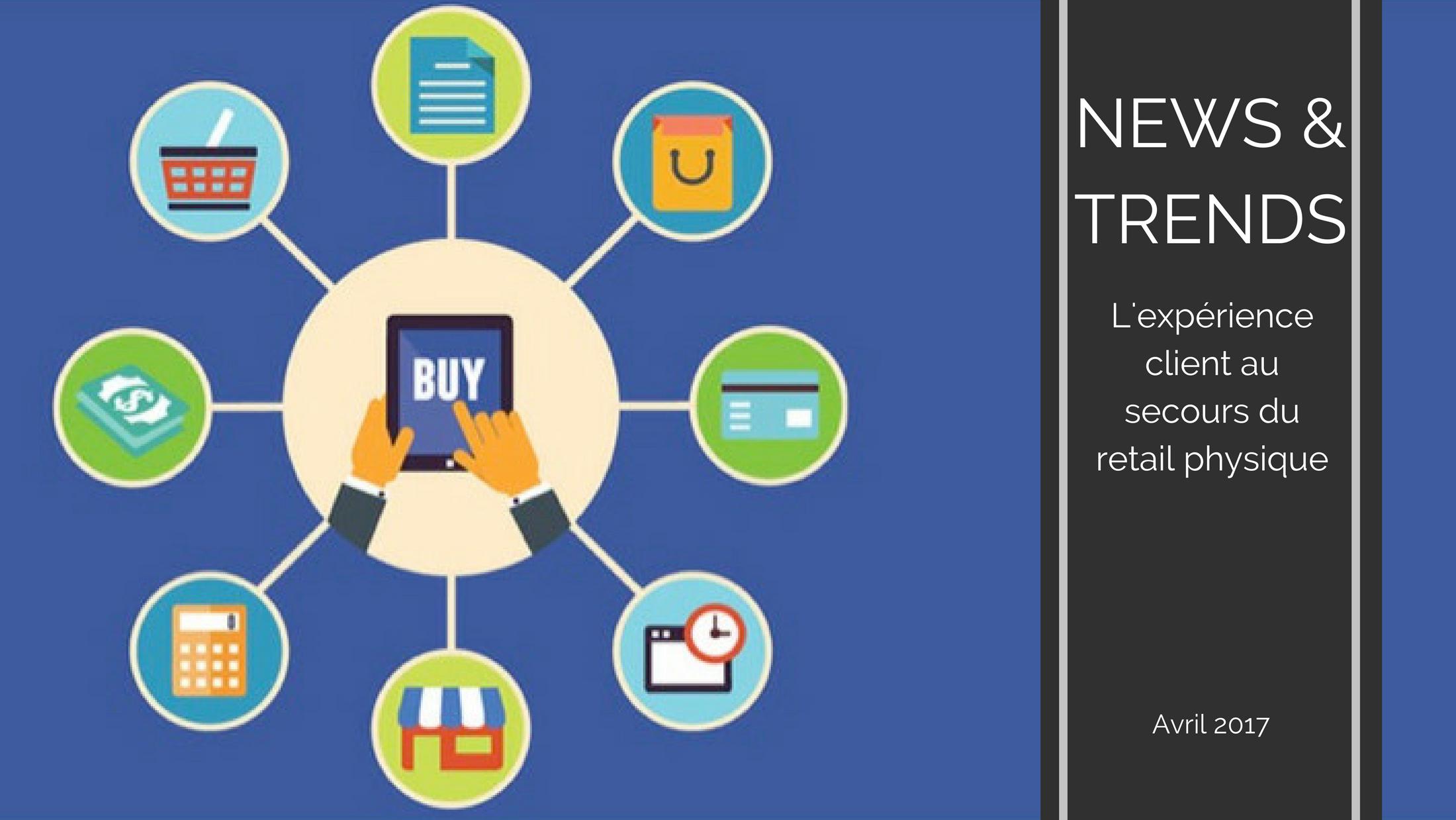 Trends News1 - L'expérience client au secours du retail physique