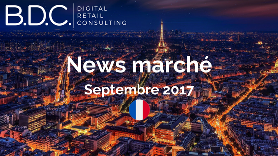 BANNERS NEWSLETTER - News marché - Septembre 2017