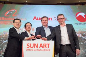alibaba and auchan alliance 300x200 - Alibaba, Ruentex and Auchan Retail team up on the Chinese market