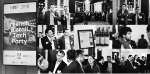 Article soirée NRF 2018 grand format 300x149 - French Retail Tech Party   Monday, January 15th 2018   Thank You!