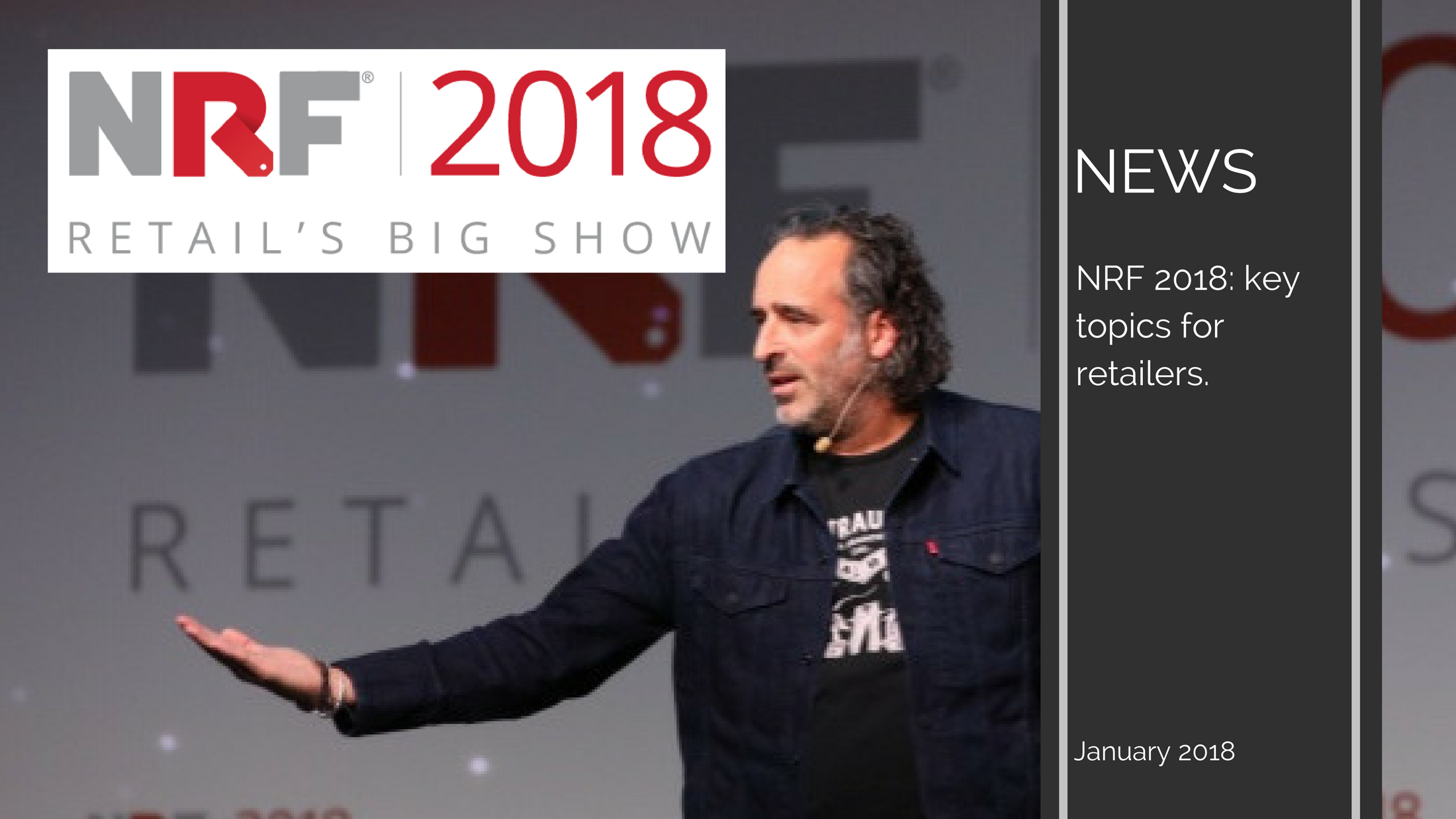 Trends News 24 - NRF 2018: key topics for retailers