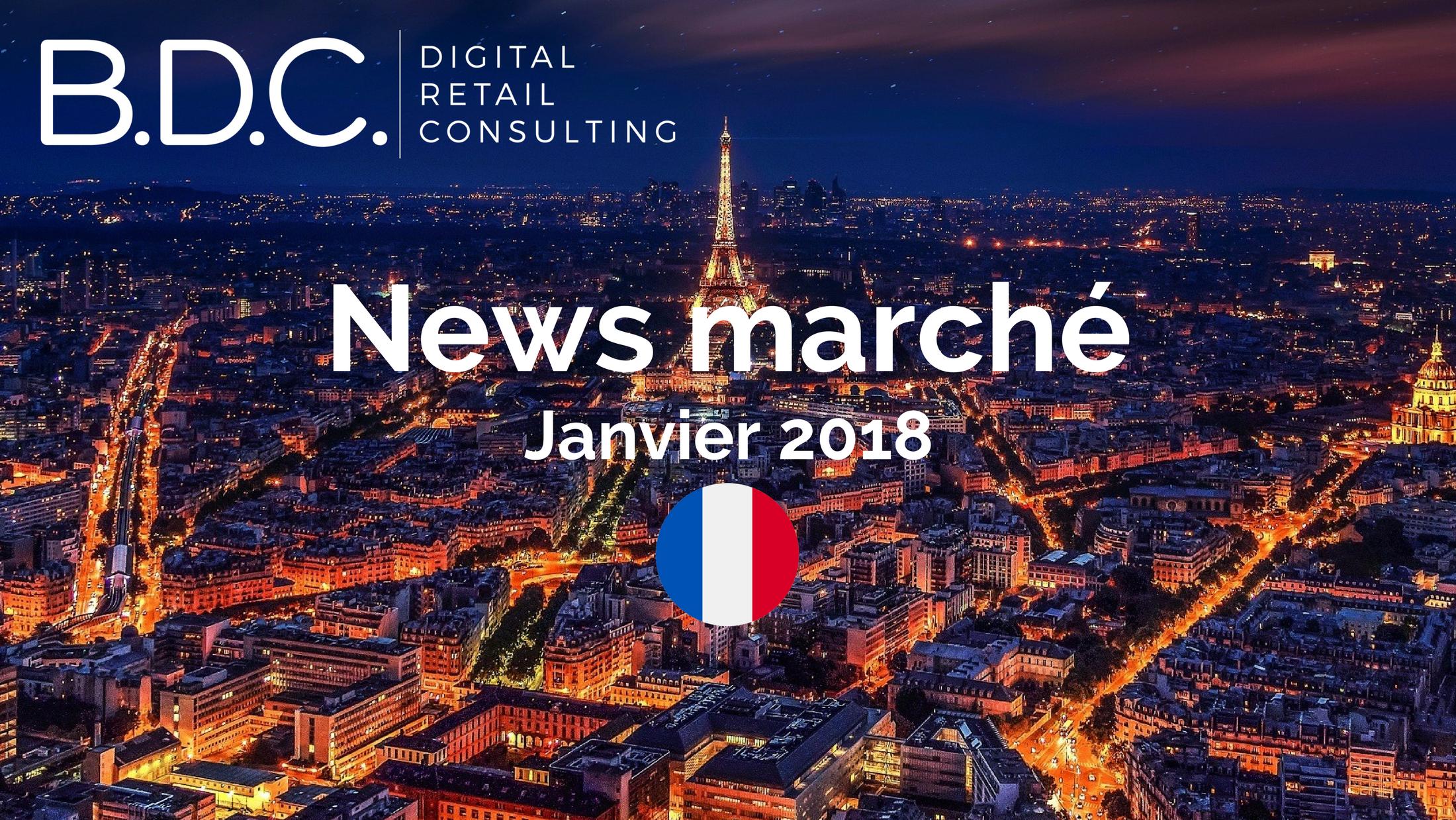 Trends News suite 4 - News marché - Janvier 2018