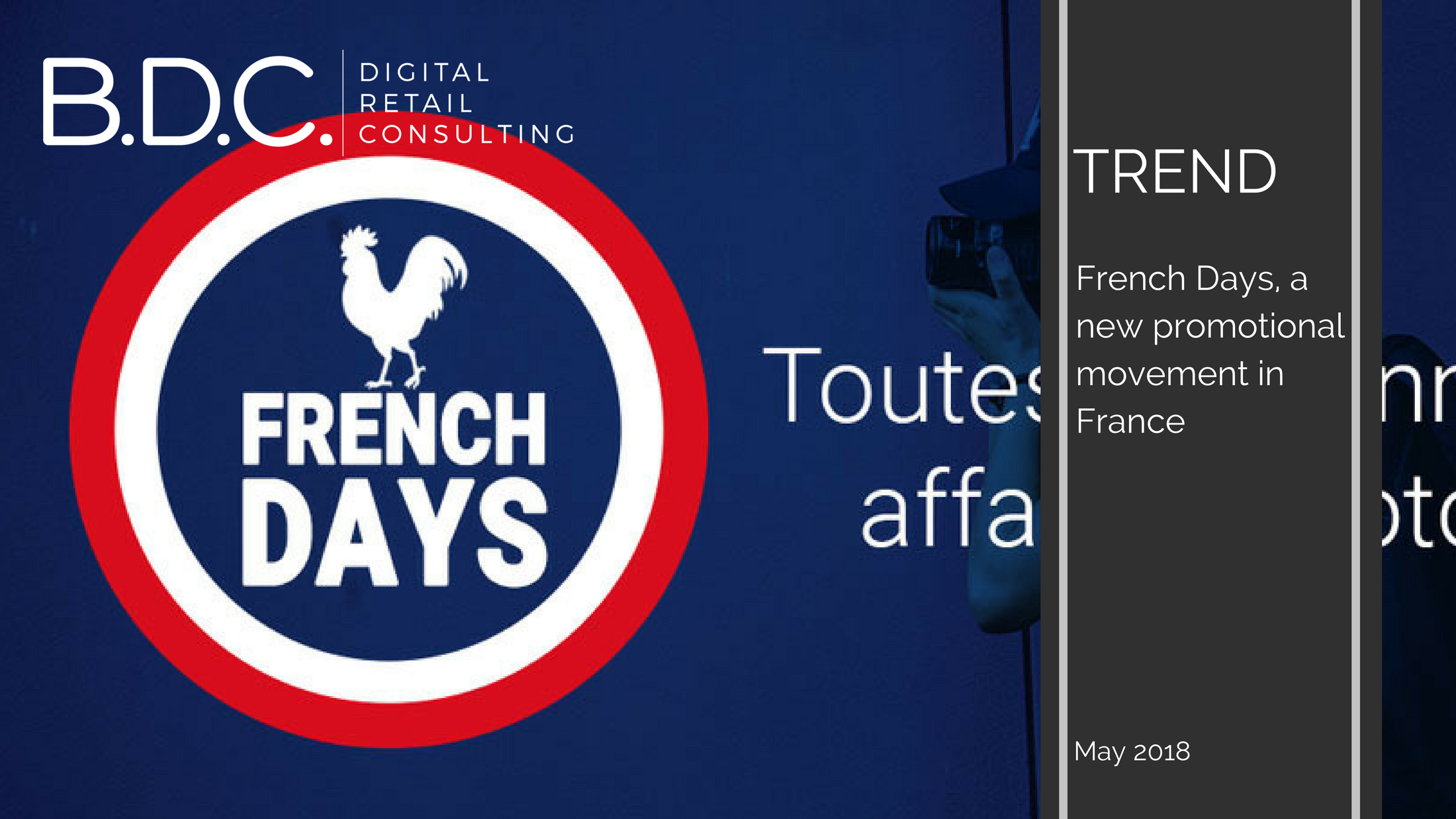 Trends News 36 - French Days, a new promotional movement in France
