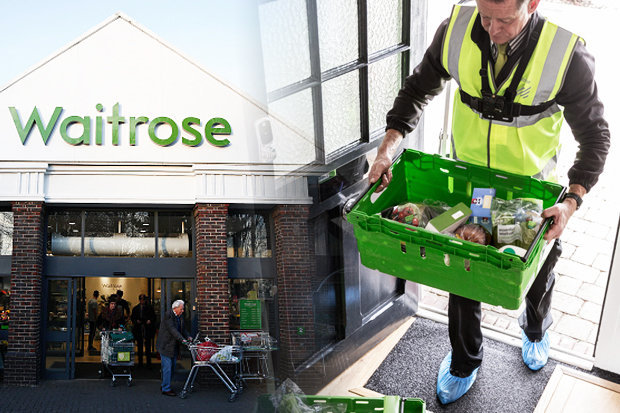 waitrose in home delivery - UK MARKET HIGHLIGHTS – OCTOBER 2018