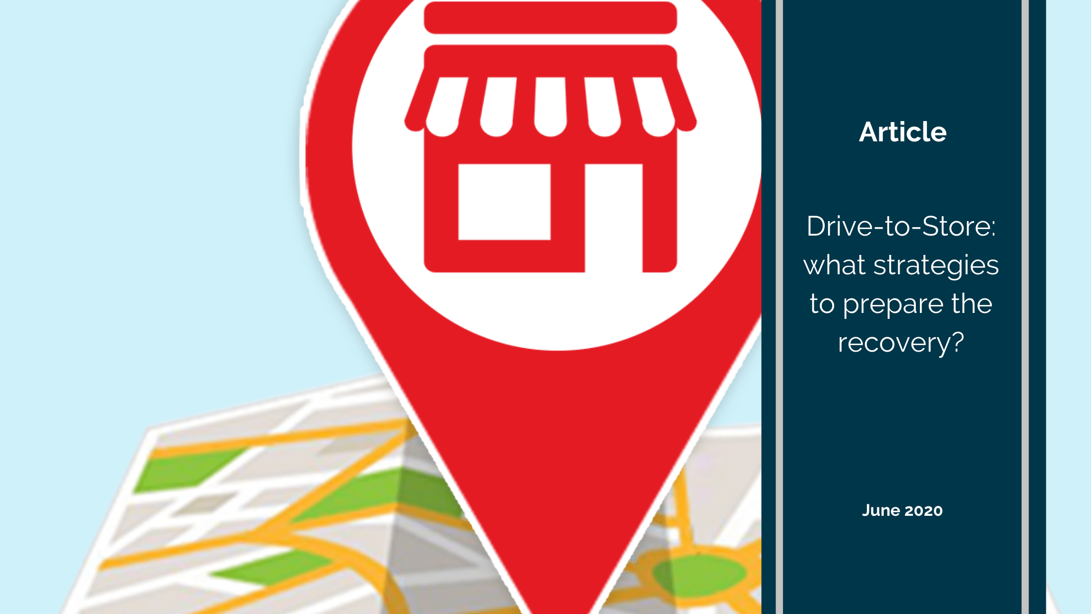 Expérience client 9 - Drive-to-store: what strategies to prepare the recovery?